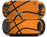 Sony PS Vita Skin Basketball by WraptorSkinz