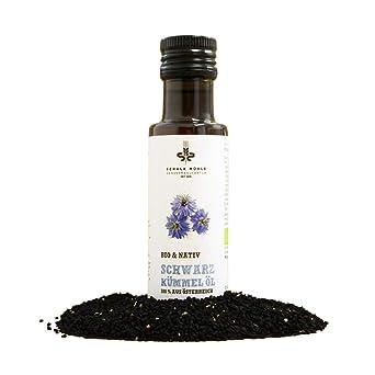Bio Schwarzkümmelöl aus Österreich (kaltgepresst & ungefiltert)