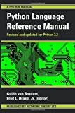img - for The Python Language Reference Manual (Python Manual) by Guido Van Rossum (2011-03-01) book / textbook / text book