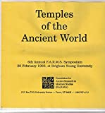 img - for Temples of the Ancient World, 6th Annual FARMS SYMPOSIUM 20 Feb 1993 at BYU, Cassette Tapes in Plastic Container book / textbook / text book