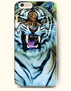 OOFIT iPhone 6 Case ( 4.7 Inches ) - Tiger Howling