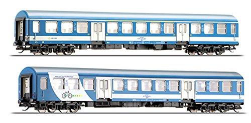 Tillig ティリッヒ 01625 TT 1/120 急行列車