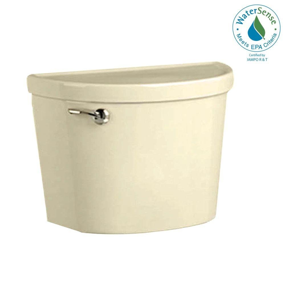 American Standard PEAUSTEN60 4215A.104.021 Champion 4 Max Toilet Tank Only