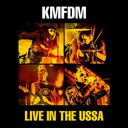 Live In The USSA by EARMUSIC