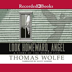 Look Homeward, Angel Audiobook