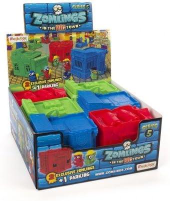 ZOMLINGS PARKING SERIE 5 (1unidad): Amazon.es: Juguetes y juegos