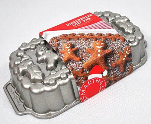 Martha Stewart Gingerbread Loaf Pan ( 9 inch x 5 inch )