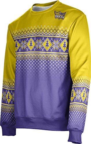ProSphere Tennessee Technological University Ugly Holiday Unisex Sweater - Rejoice FE5E2