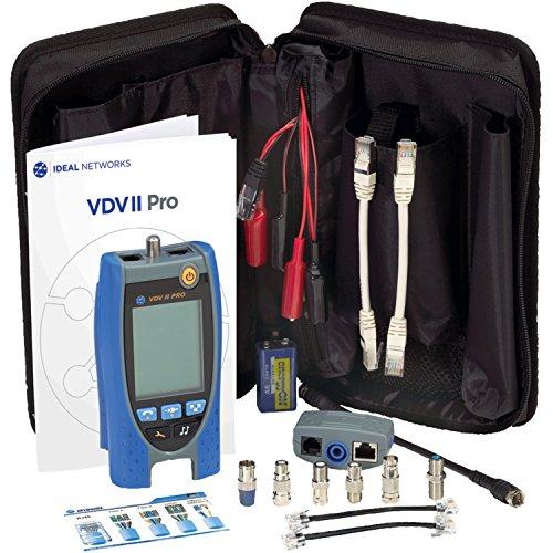 Ideal Industries R158003 VDV II Pro Network Tester
