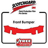 3M PRO SERIES - Front Bumper Paint Protection film kit - PrintsnPlots