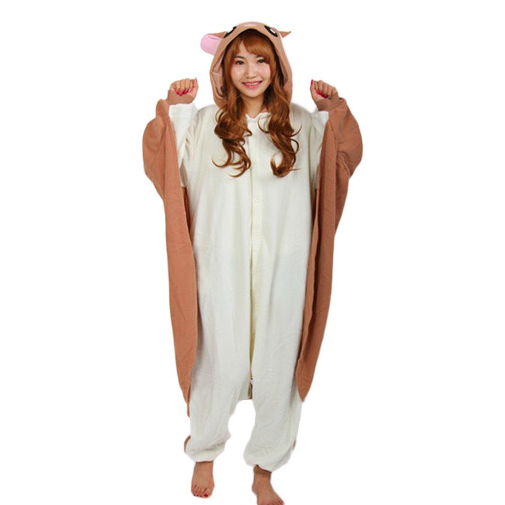 Amazon.com: dgheere Costume Onesie Sleepwear Pajamas Cosplay Hoodie for Halloween: Clothing