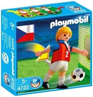 playmobil 4722 joueur de football rpublique tchque