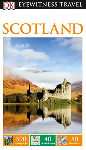 DK Eyewitness Travel Guide Scotland (Best Scottish Castles To Visit)