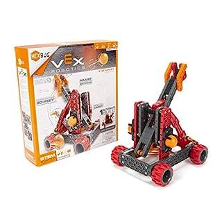 HEXBUG VEX Robotics Catapult Kit 2.0, STEM Learning, Toys for Kids (Red)