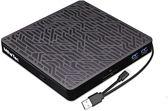 USB 2.0 External CD//DVD Drive for Acer travelmate 233x