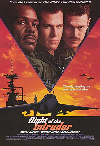 Flight Of The Intruder - Authentic Original 27' x 40' Movie Poster