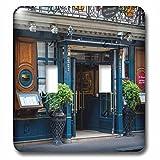 3dRose (lsp_208465_2) Le Procope Restaurant, Saint Germaine Des Pres, Paris France Double Toggle Switch