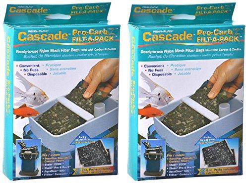 Penn Plax Cascade Aquarium - Pro Three Bag Way Tank