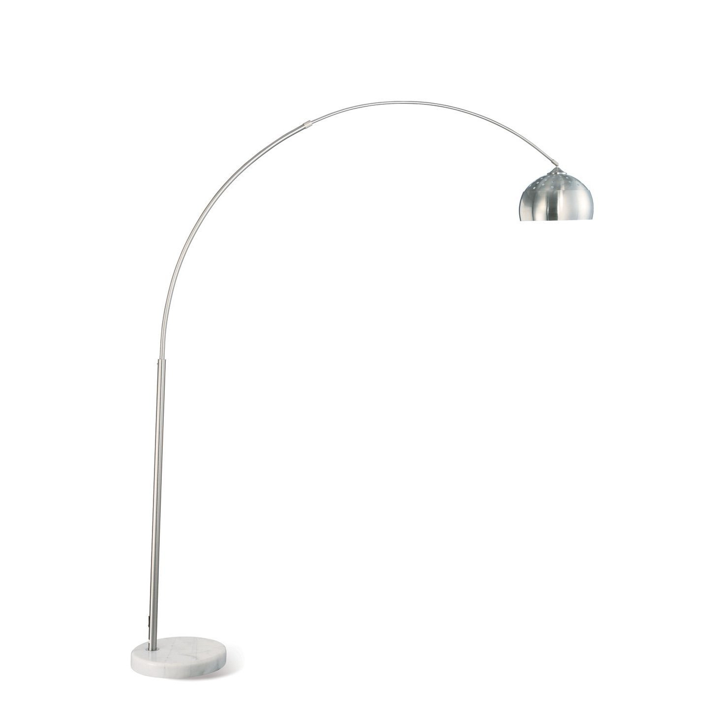 Accent Metal Shade Floor Lamp - Coaster 901199 & FREE MINI TOOL BOX (ml) by Coaster Home Furnishings