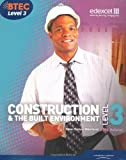 BTEC Level 3 National Construction and the Built Environment Student Book (Level 3 BTEC National Construction)