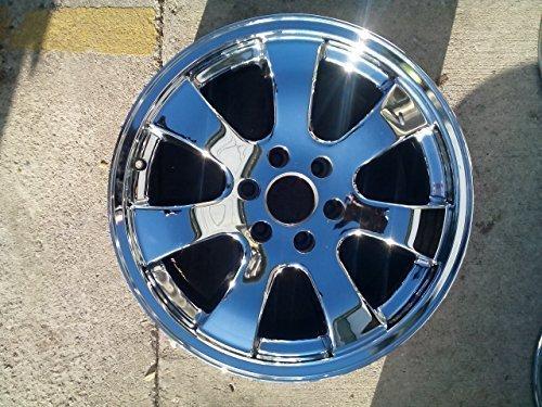 6 Chrome Wheels Rims Tires - 5