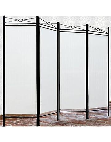 Biombo Lucca 4tlg 180 x 163 CM – Separador Separador pared España Privacidad