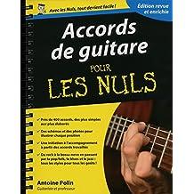 Accords de guitare Pour les Nuls, édition augmentée (French Edition)