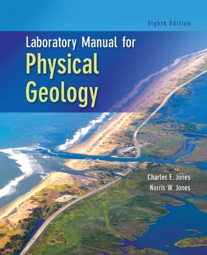 Lab.Manual F/Phys.Geology (W/4 Models)
