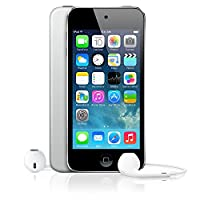 Apple iPod Touch 16GB Black/Silver(5th Generation) (Certifie