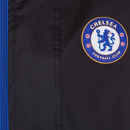 Lovely Chelsea FC - Chaqueta cortavientos oficial - Para hombre ... 59452dd91f5ec