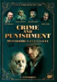 Fyodor Dostoevsky's Crime and Punishment DVD with English Subtitles [NTSC][2010]