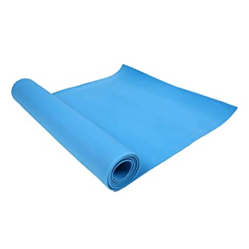 Moresave Estera de yoga de espuma EVA gruesa para Pilates ...