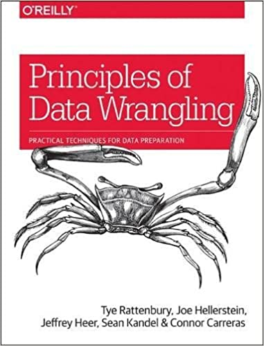 Principles of Data Wrangling: Practical Techniques for Data