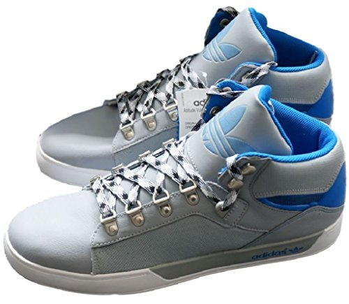 Adidas Originals Attitude Vulc West Sneaker grau/blau/weiß