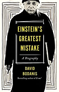 Book Cover: Einstein's Greatest Mistake: A Biography