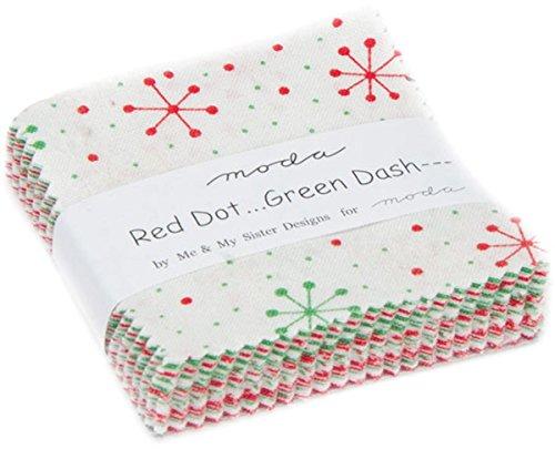 Green Mini Fabric - 6