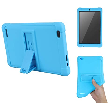 Sensational Walmart Onn 10 1 Case Kickstand Shockproof Silicone Case Cover Pc Tablet Bracket For Onn 10 1 Tablet Blue Download Free Architecture Designs Scobabritishbridgeorg