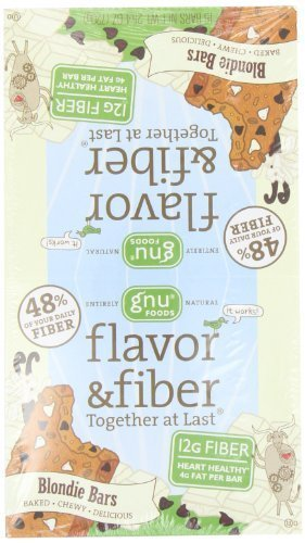 Gnu Foods Flavor & Fiber Blondie Bars - 16 CT by Gnu Foods
