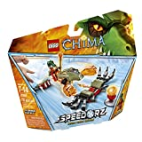 LEGO Chima Flaming Claws Building Toy