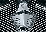 i5 Chrome Horn Cover for Harley Davidson