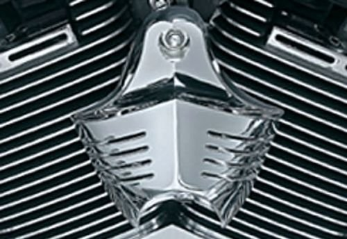 i5 Chrome Horn Cover for Harley - Cover Horn Chrome