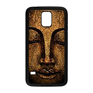 Golden stone Buddha Cell Phone Case for Samsung Galaxy S5