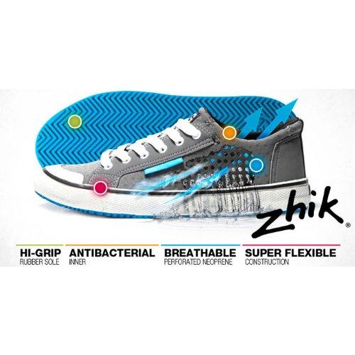 Chaussures ZKG's ZHIK Gris Chaussures ZHIK ZKG's Gris bateau bateau ZHIK w8C6qt1x