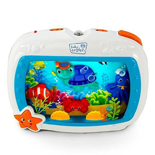 Baby Einstein Sea Dreams Soother Toy for Kids (Lamaze Lights)