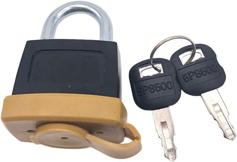246-2641 Padlock with Key for Caterpillar