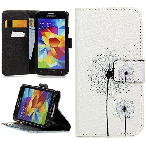 Handy Lux® Schutz Hülle Tasche Kartenfächer Flip Case Etui Cover Involto Motiv Design Hülle BookStyle für Huawei P30 Pro…