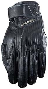 Cinco avanzada guantes el camino adulto guantes, negro, tamaño 11