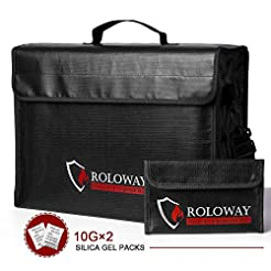 ROLOWAY Large (17 x 12 x 5.8 inches) Fir...