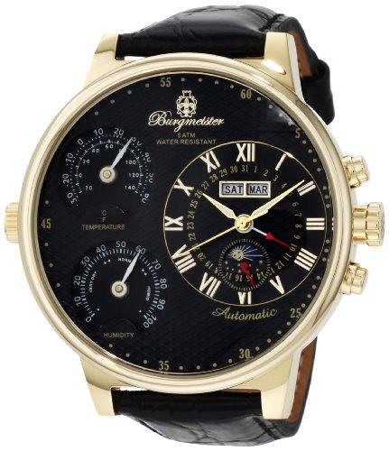 Burgmeister Men's BM309-222 Montana Automatic Watch, Watch Central
