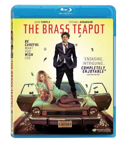 The Brass Teapot [Blu-ray]
